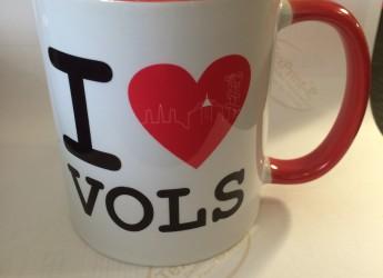 Beker I love Vols
